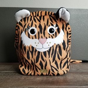 Betsey Johnson Tiger Backpack